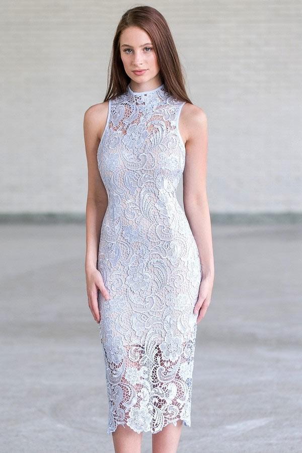 robe de soirée dentelle